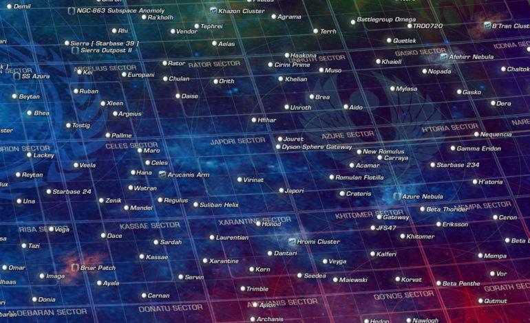 Picardův seriál: Kirsten Beyer kreslí kolegům mapu Galaxie