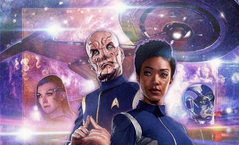 Star Trek: IDW – Kapitán Saru