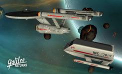 Galileo Returns – Star Trek a Android, 1. část