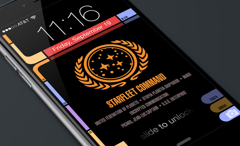 LCARSuj se! – Star Trek a Android, 6. část
