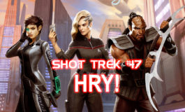 SHOT TREK #17: Startrekové HRY. Všechny! (skoro)