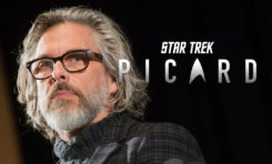 Showrunnerem seriálu Star Trek: Picard se stal Michael Chabon