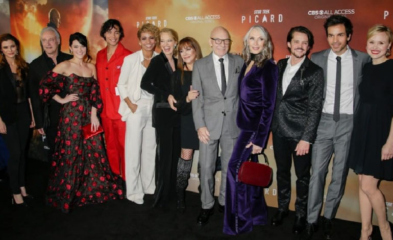 Star Trek: Picard – Premiéra v Hollywood Chinese Theater