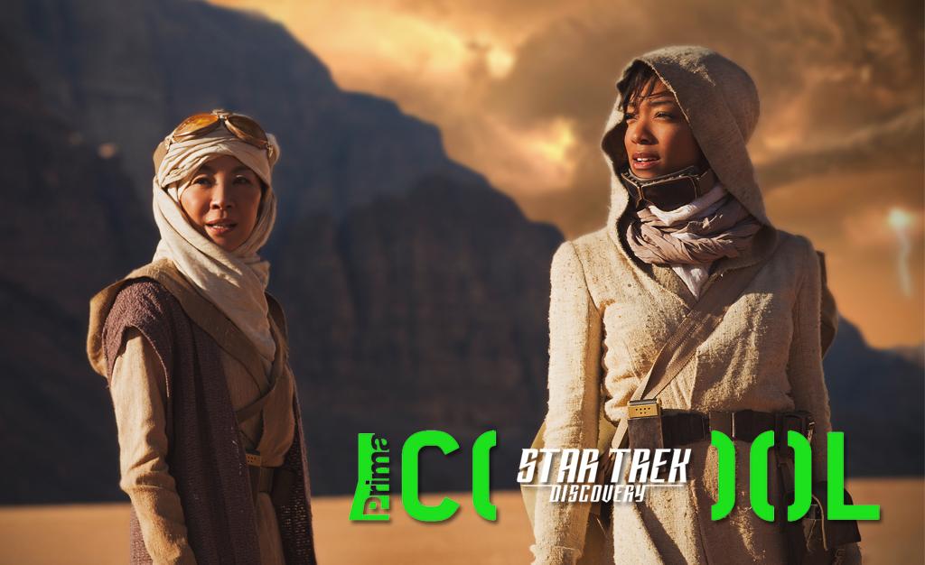 Star Trek: Discovery od 1.4. na Prima COOL