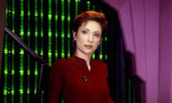 Visitor a Wang o DS9, o Orville, o roli Kiry a o kapitánce Janewayové...
