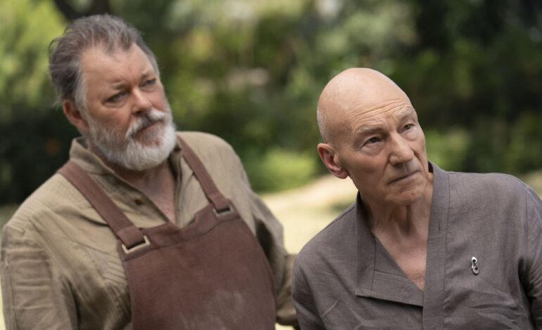 Prozradil Jonathan Frakes velký spoiler na 2. řadu Picarda?